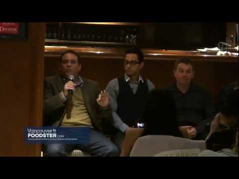Q&A Session - Food Talks Vancouver Volume 6