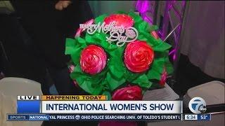International Women's Show/ Sweets