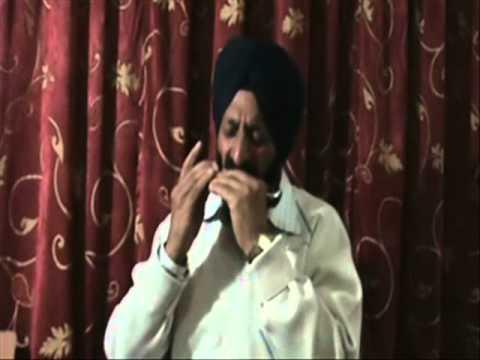 Kahin Deep Jale Kahin Dil (Lata Mangeshkar) - On Harmonica by...
