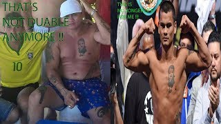 "BREAKING NEWS: MARCOS ""EL CHINO"" MAIDANA QUIT'S COMEBACK ! SAY'S IT'S TO TOUGH, I DON'T LOVE IT !"