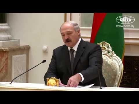 Лукашенко называет санкции полным бредом и чепухой