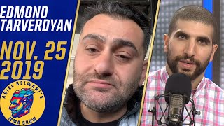 Edmond Tarverdyan has total confidence in his new star Edmen Shahbazyan | Ariel Helwani's MMA Show