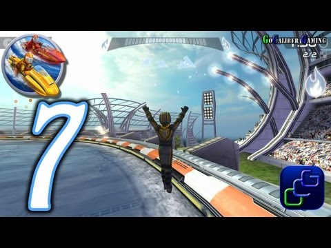 Riptide GP 2 Android Walkthrough - Part 7 - Career Series:  Galaxy Cup