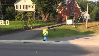 Minions Advertisement for Springfield Cinemas 3