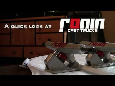 Review: Cast Ronin Trucks