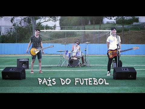 Mc Guime - País do Futebol [Cover Banda GLEP]