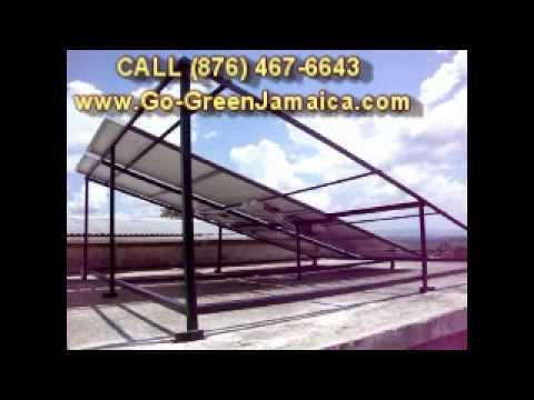 Solar power Installation Santa Cruz Jamaica
