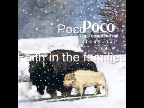 Poco - Faith In The Families