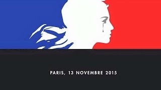 PRAY FOR PARIS - MAGIE