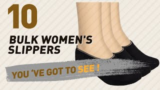 Bulk Women's Slippers // New & Popular 2017