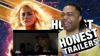 Honest Trailers | Captain Marvel Reaction