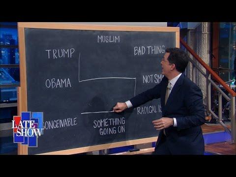 This Diagram Explains Trump's Response To Orlando
