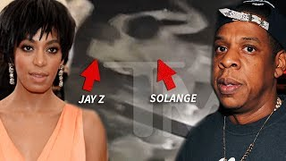 VIDEO: Jay Z Attacked By Beyonce's Sister Solange In an Elevator