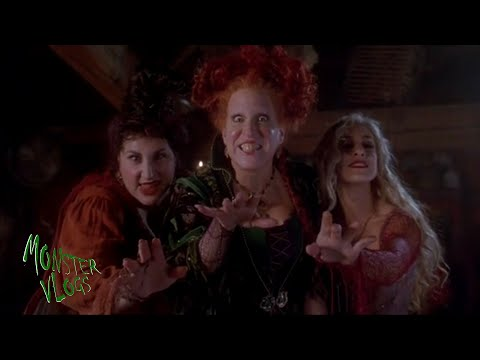 Monster Vlogs SPECIAL - Hocus Pocus (1993)