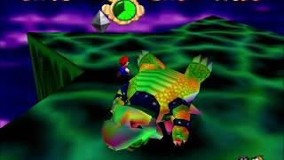 121st Power Star in Super Mario 64