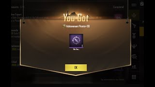 3 Minute PUBG MOBILE Sharpshooter achievement and Deadeye Title Guide