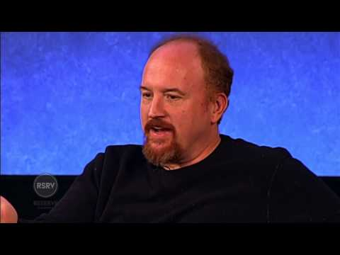 Louis CK on The Dana Carvey Show and The Shield