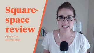 TFS 036: Squarespace Review: Why We Use Squarespace