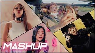 [MASHUP] iKON x BIGBANG x 2NE1 x BLACKPINK - B-DAY / WL2P / CRUSH / WHISTLE