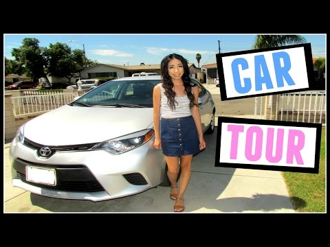 NEW Car Tour + DIY's For Your Car!