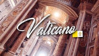 O VATICANO em ROMA - Que coisa linda! | Travel Vlog