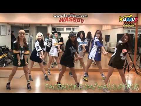 Wassup 와썹 Nom Nom Nom Choreography Points