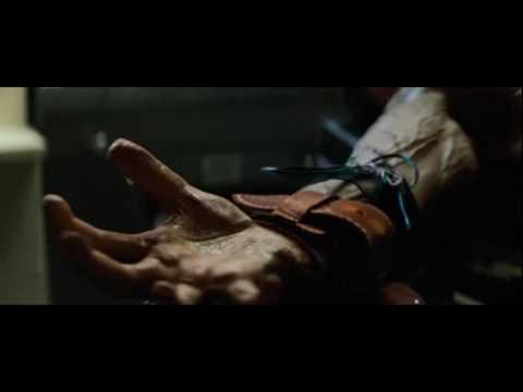 The Incredible Hulk Vs Wolverine (Edward Norton Vs Hugh Jackman)