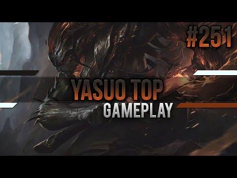 Yasuo ( Top ): Cleanes 1v1 #251 [Lets Play] [League of Legends] [German / Deutsch]