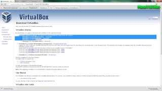 Установка Virtualbox и Windows 7