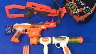Toy Blasters for Children Box of Toys Nerf Gun Toy Weapons