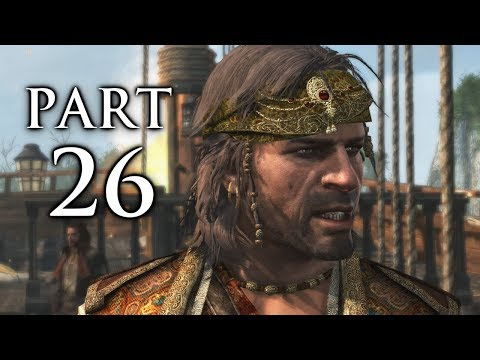 Assassin's Creed 4 Black Flag Gameplay Walkthrough Part 26 - Royal African Pearl (AC4)