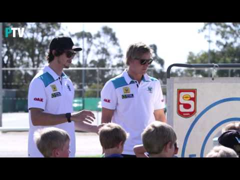 2015 Australia Post AFL Community Camp