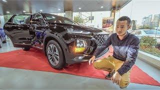 XEHAY - Khám phá nhanh Hyundai Santa Fe 2018/2019 tại Hà Nội