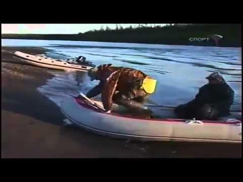 лучшее видео об ловле тайменя и