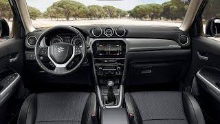 Teszt: Suzuki Vitara facelift (2018) - beltér