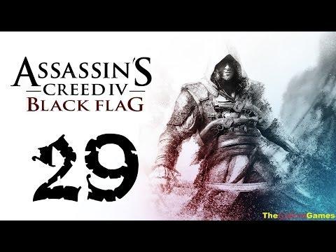 Прохождение Assassin's Creed 4 IV: Black Flag [Чёрный флаг] HD 100% Sync - Часть 29 (Плутовка)
