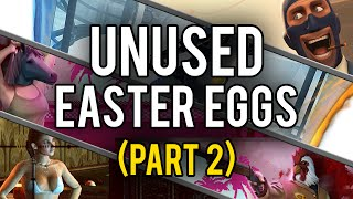 Best Unused Video Game Easter Eggs and Secrets (Part 2)