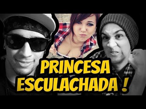 PRINCESA ESCULACHADA