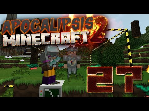 MAQUINARIA PESADA!! | #APOCALIPSISMINECRAFT2 | EPISODIO 27 | WILLYREX Y VEGETTA