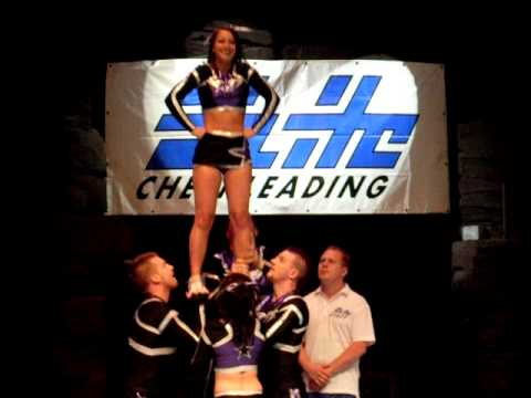 Aviator Allstars F20 Tigersharks - Elite Cheerleading Championship 2009