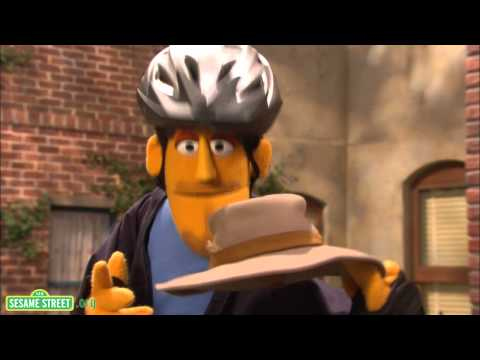 Sesame Street: Song: There's An App For That