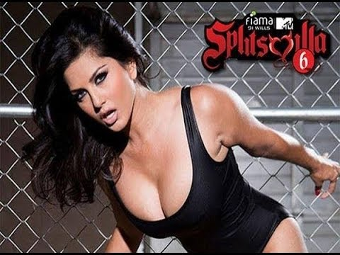 Porn Star Sunny Leone Enjoying With Nikhil Chinappa In Splitsvilla 7 video