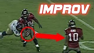 """NFL Best """"Improvised"""" Plays"""