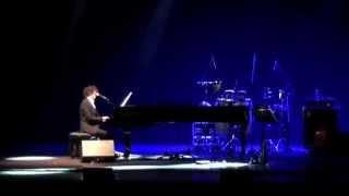 video Sergio Cammariere, live Teatro Cilea Reggio Calabria marzo 2015 La canzone dell'Impossibile (Kunstler / Cammariere)