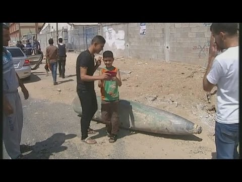 The harrowing effects of the broken Gaza ceasefire | Channel 4 News