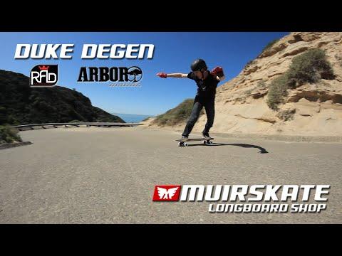 Duke at Home | Raw Runs | MuirSkate Longboard Shop