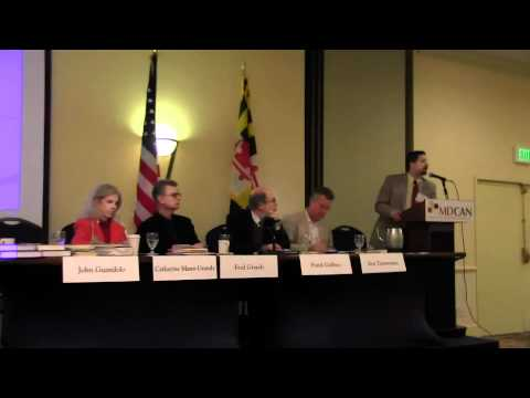 MDCAN Shariah Law Panel Part 4 of 7