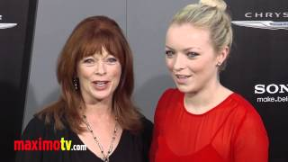 Frances Fisher and Francesca Eastwood