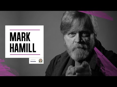 Mark Hamill | Cambridge Union