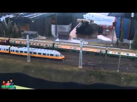 Model train shop mittagong opening